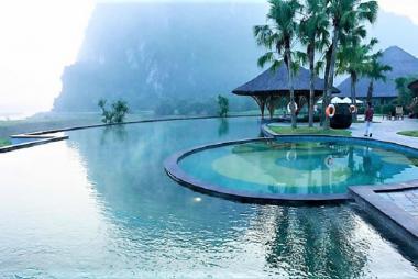 Combo Hòa Bình 2N1Đ - Serena Kim Bôi Resort 4*+ Bữa ăn sáng