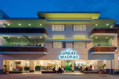 Combo Singapore 3N2Đ - The Great Madras 3* + Vé MB