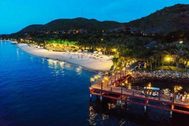 Combo Nha Trang 3N2Đ – Merperle Hòn Tằm Resort 5* + Vé MB