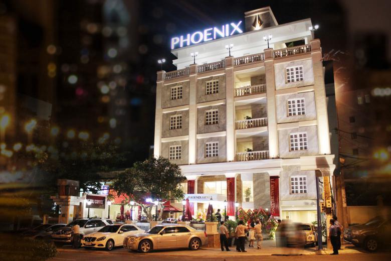 Combo Vũng Tàu 3N2Đ - Khách sạn Phoenix Vũng Tàu 3* + Xe đưa đón