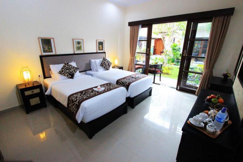 Combo Bali 4N3Đ - Gatra Ubud Inn 3* + VMB