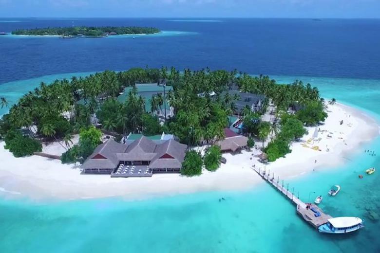 Combo Maldives 4N3Đ - Malahini Kuda Bandos Resort 5* + VMB