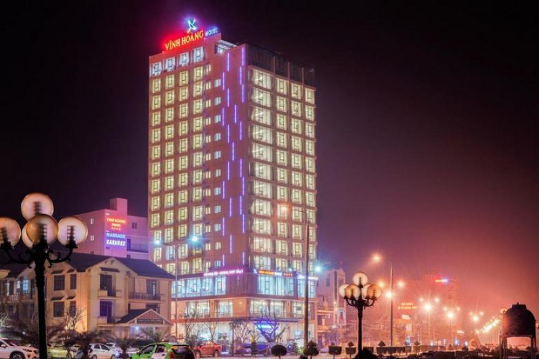 Combo Quảng Bình 3N2Đ – Khách Sạn Vĩnh Hoàng 4* + Vé Máy Bay