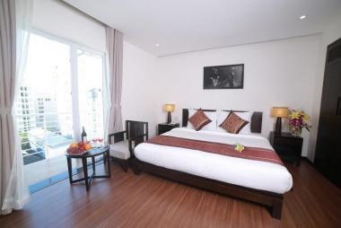 Combo Nha Trang 3N2Đ - Edele Hotel 3 Sao + Tặng Vé Tắm Bùn Khoáng  + Vé MB