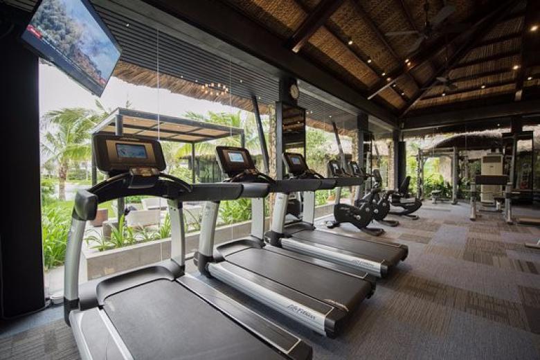 phòng Gym Vinpearl Nha Trang