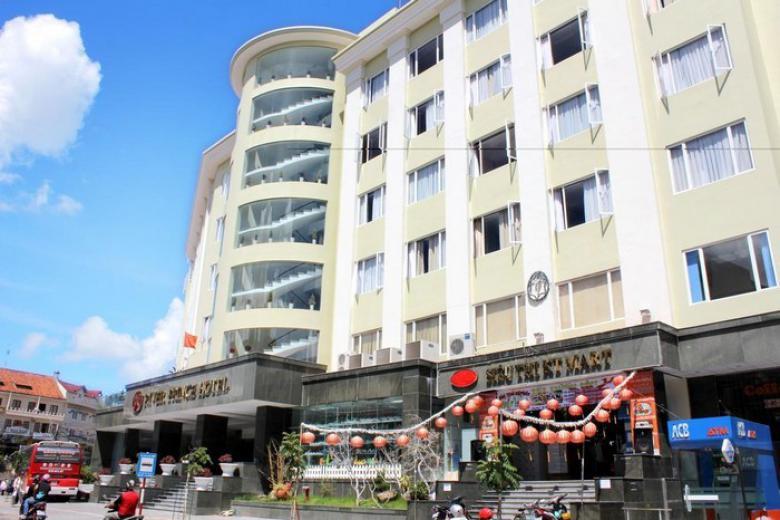 Combo Đà Lạt 3N2Đ - River Prince Hotel 4* + Vé lễ hội cồng chiêng + Vé MB