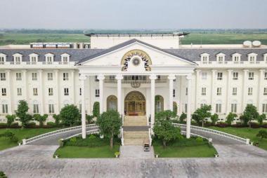 Combo Vĩnh Phúc 3N2Đ - FLC Luxury Resort Vĩnh Phúc 5* + Xe Limousine