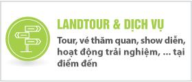 Banner Landtour