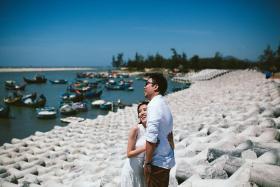 Cảng Bình Châu - điểm đến 'sốt xình xịch' dành cho hội 'mê sống ảo'