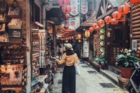 Đến Cửu Phần: Uống Trà, Ăn Bánh Và Khám Phá Ẩm Thực Đài Bắc
