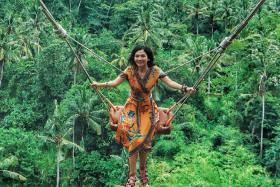 Tour Du Lịch Bali: Check In Xích Đu Đang Gây Sốt Cộng Đồng Việt