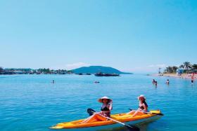 Trải Nghiệm Nhiều Hoạt Động Thú Vị Trong Tour Du Lịch Nha Trang Đến Hoang Đảo Robinson