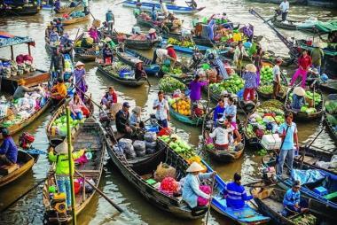 Tour Cần Thơ - Sóc Trăng - Bạc Liêu - Cà Mau 4N3Đ