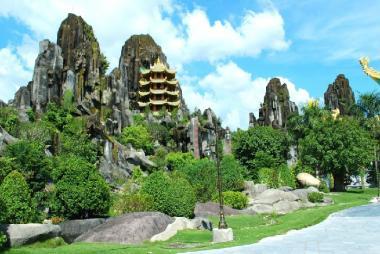 Tour Đà Nẵng - Hội An - Bà Nà - Huế - Động Phong Nha 4N3Đ