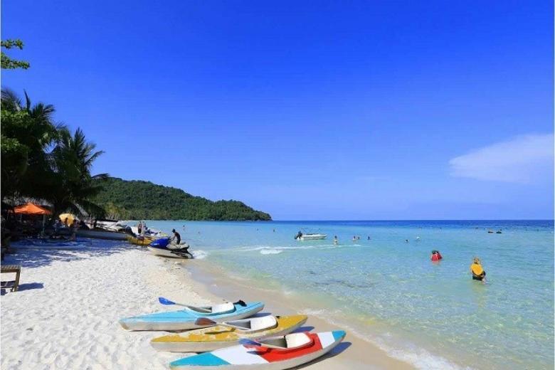 Tour Phú Quốc 4N3Đ (tham quan Bắc, Nam đảo & câu cá lăn ngắm san hô)