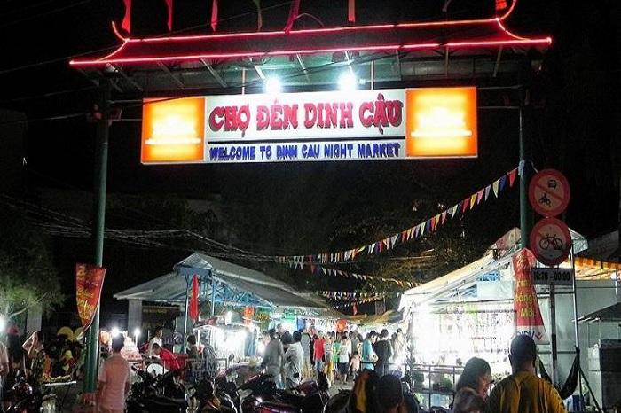 Du lịch Phú Quốc: Chợ đêm Dinh Cậu