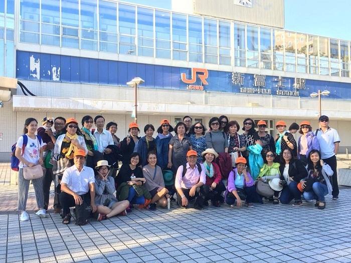 Đoàn khách Nhật Bản