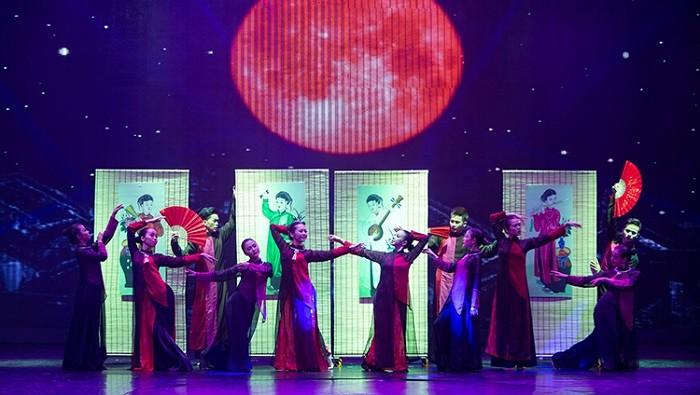 Những điệu múa dân gian trong làn điệu âm nhạc truyền thống đặc sắc