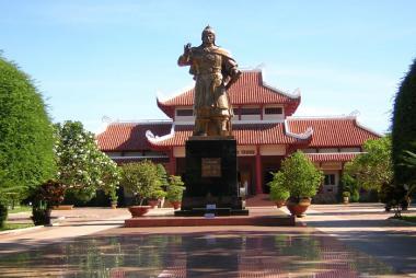 Tour Tây Sơn Hầm Hô 1 Ngày