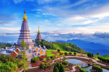 Tour Chiang Mai - Chiang Rai 4N3Đ KS 3*