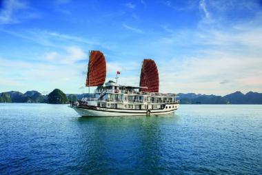 Tour Hạ Long 3N2Đ - Du Thuyền Apricot 3 sao