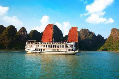 Tour Hạ Long - Cát Bà 3N2Đ - Du Thuyền Apricot 3 sao