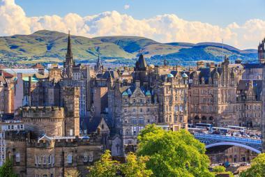 Pháp - Anh Quốc - Scotland 7N6Đ