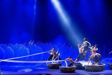Vé Fishermen show - show huyền thoại làng chài Phan Thiết