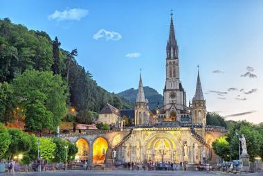 Pháp - Tây Ban Nha - Andorra 7N6Đ