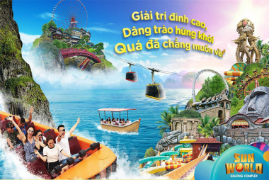 Combo KDL Sun World Hạ Long