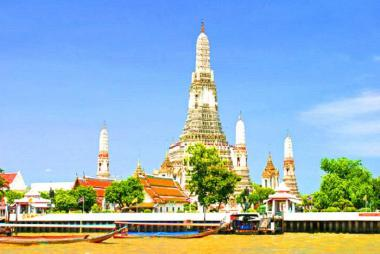 Tour Bangkok - Pattaya 5N4Đ KS 3,4*