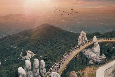 Tour Combo Đêm Bà Nà Hills – Ngắm Hoàng Hôn Nơi Châu Âu