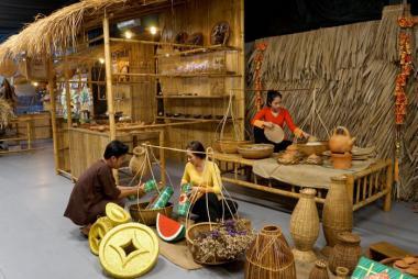 Vé Bảo tàng 3D Làng Chài Xưa Phan Thiết