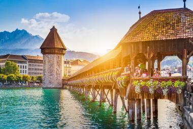 Đức - Thụy Sĩ - Liechtenstein - Áo - Hungary - Séc 7N6Đ