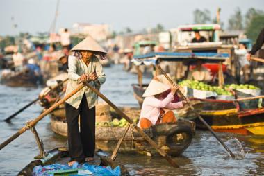 Tour Miền Tây 1 Ngày (Chợ Nổi Cái Bè - Cù Lao Tân Phong)