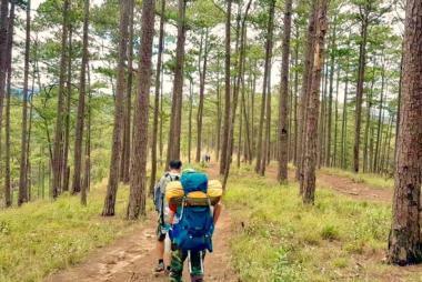 Tour Trekking Tham Quan Vườn Quốc Gia BiDoup 2N1Đ