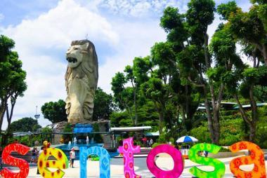 Tour Liên Tuyến 3 Quốc Gia Singapore - Indonesia - Malaysia 6N5Đ - KS 3,4*