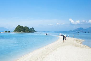Tour Khám Phá Đảo Điệp Sơn - Thiên Đường Maldives Việt Nam 1 Ngày