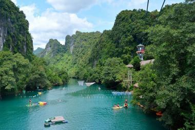 Tour Quảng Bình 3N2Đ