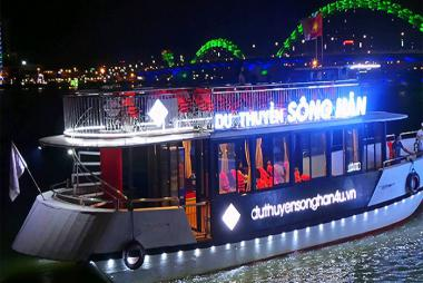 Vé Tham Quan Du Thuyền Sông Hàn 4U