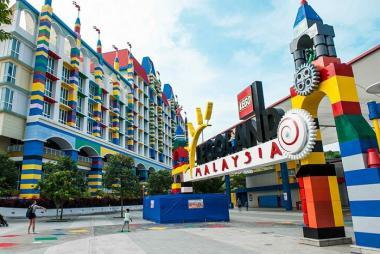 Tour Liên Tuyến 3 Quốc Gia Singapore - Batam - Malaysia 4N3Đ- KS 3, 4*