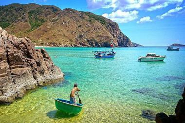 Tour Quy Nhơn 2N1Đ - Kỳ Co, Lặn Ngắm San Hô, Eo Gió