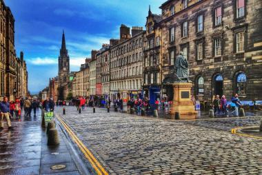Anh Quốc - Scotland 7N6Đ