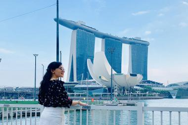 Tour Singapore - Vườn Chim Jurong - Garden By The Bay - Spectra Show 3N2Đ, KS 3, 4*