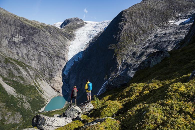 Đan Mạch - Thụy Điển - Na Uy - Vịnh sông băng