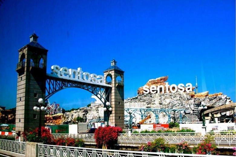 Đảo Resort World Sentosa