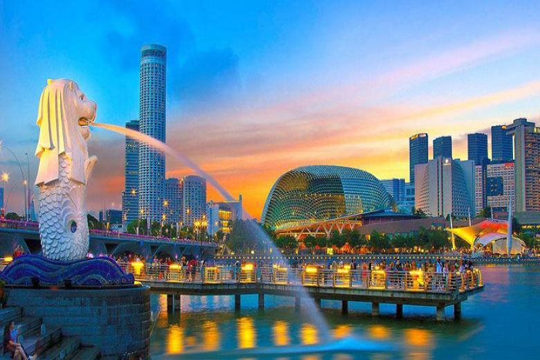 Tour Singapore - Marina Bay Sand - Sentosa 4N3Đ - Freeday, KS 3,4*