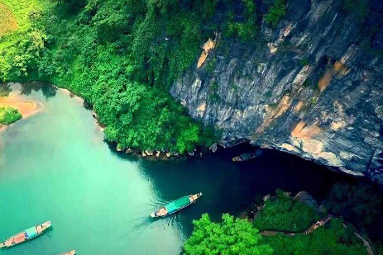 Tour Động Phong Nha - Động Thiên Đường 1 Ngày