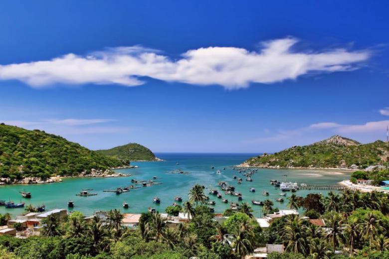 Tour Phan Thiết - Vịnh Vĩnh Hy 1 Ngày