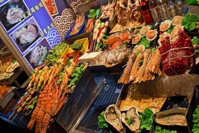 Ẩm thực chợ đêm Đài Loan